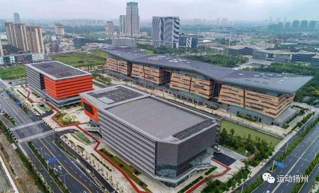 扬州广陵体操馆万博体育官网登陆注册
